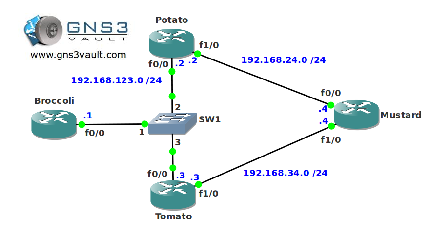 ICMP Router Discovery Protocol