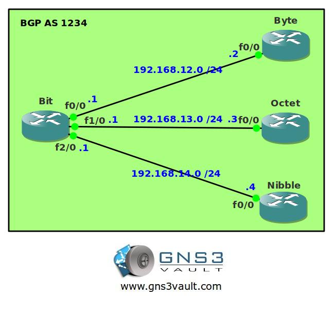 BGP Peer Group